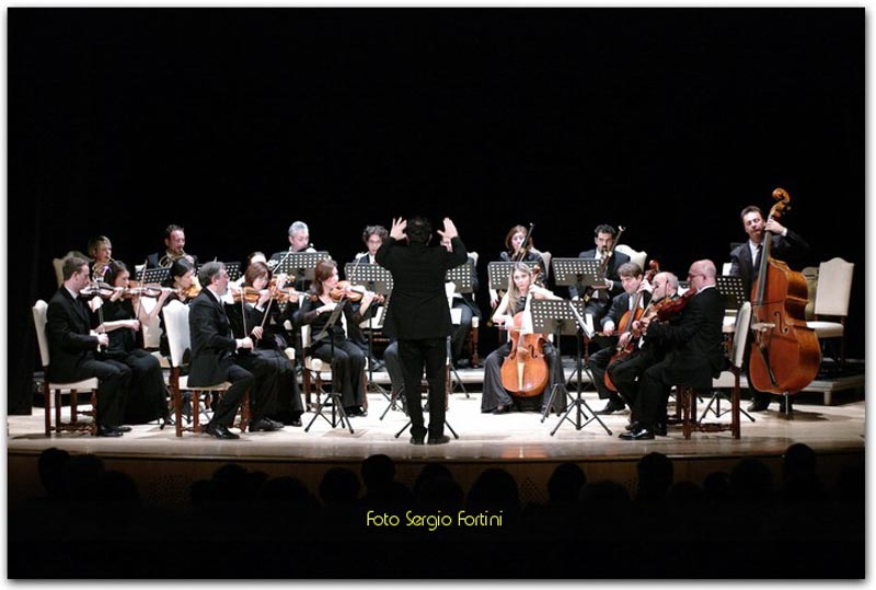 Accademia Hermans, orchestra