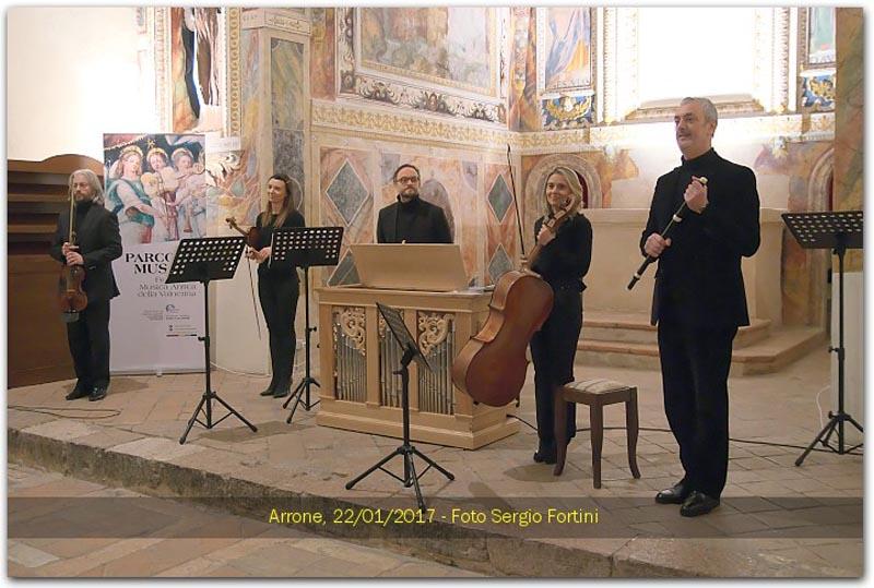 inaugurazione organo 2017